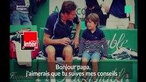 Us Open: Le coup de fil adorable du fils de Nicolas Mahut pour le motiver