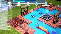 Et Tricher triche évasion de prison ne dans aucun Sims freeplay lp iphone ipod ipad