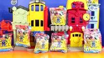 Des sacs homme chauve-souris aveugle des œufs Nouveau ouvre certains jouets déballage Imaginext surprise masshems batdad