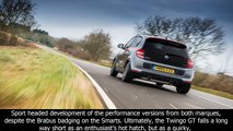 New renault twingo gt review has renault sport built a city car for drivers?