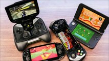 New Nintendo 3ds VS. PS Vita VS. Nvidia Shield Portable: What is The Best Handheld Console