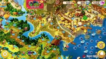 Angry Birds Epic: Super Villains of Piggy Island (Hard mode) + Boss Fight Gameplay