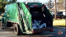 Des déchets un camion chanson pour enfants des déchets un camion vidéos pour enfants
