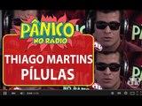 Thiago Martins critica espetacularização da favela   Pânico   Jovem Pan