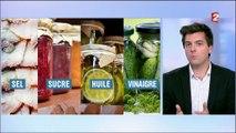 Alimentation : les alternatives aux conservateurs chimiques