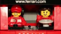 Cerveza inglesa Pero y construir Campeones Informe velocidad camión 75,913 LEGO Ferrari Scuderia Ferrari F14 |
