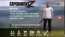 En experimentar jugabilidad multijugador supervivencia de zombi Supervivencia mundo abierto andr