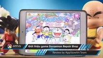 Jeu réparation Boutique Nobita cartes de modifier maladroit dans le jeu Doraemon Doremon atelier de réparation vendange