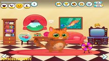 Chat mon virtuel enfants pour clin doeil chat bubbu 6 jeu traiter les dents Chaton Bob Bubbu