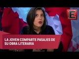 """La escritora Catalina Aguilar Mastretta y su libro """"Todos los días son nuestros"""""""