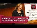 Arely Gómez afirma que se avanza en el caso Ayotzinapa