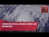 """""""Nicole"""" golpea las islas Bermudas"""