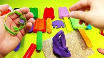 Bébé les couleurs crème poupée la famille doigt de la glace Apprendre garderie porc jouer Portugais DoH Peppa em trop