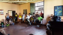 Séjour Salsa ,Danses Afro-Cubaines,Rumba à Cuba Février 2017 -DANSACUBA