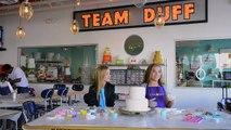 Et génial Gâteaux Bonbons sous-marins avec Ice Cream Duffs Cakemix Duff Goldman 5