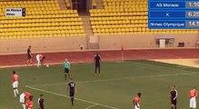 Guido Carrillo Goal HD - Monaco (Fra) 3-1 Nimes (Fra) 31.08.2017