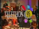 """France 2 - 8 Décembre 1995 - Début """"Téléthon 1995"""""""