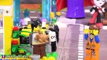 Construire par par chasse canapé film scélérats Lego emboîtement à deux étages joker dc lego emmet hobbykidstv