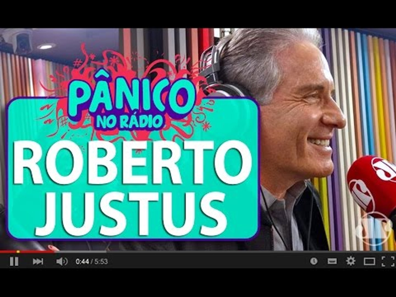 Roberto Justus - Pânico - 23/06/16