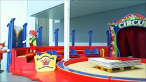 Cirque complet Voir létablissement Playmobil version film 2016 zirkus cirque circo playmobil 4230 42
