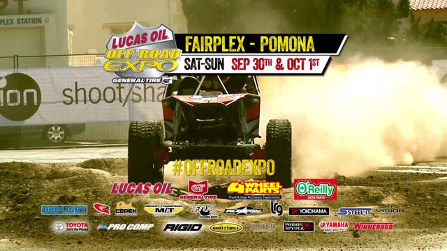 Lucas Oil Off-Road Expo powered by General Tire 2017
