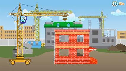 el Pequeño Camión - Carritos para niños - Pequeño maquina - Nuevo dibujos animados