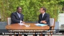 [Actualité] Emmanuel Macron veut développer ''tous les partenariats'' avec l'Afrique