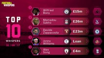 Top 10 Whispers | 21:30 Deadline Day | FWTV