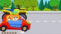Et voiture dessin animé chat enfants chien conduire pour Il y a Salut enfants course course Courses voir aujourdhui sera vous vous vous elle