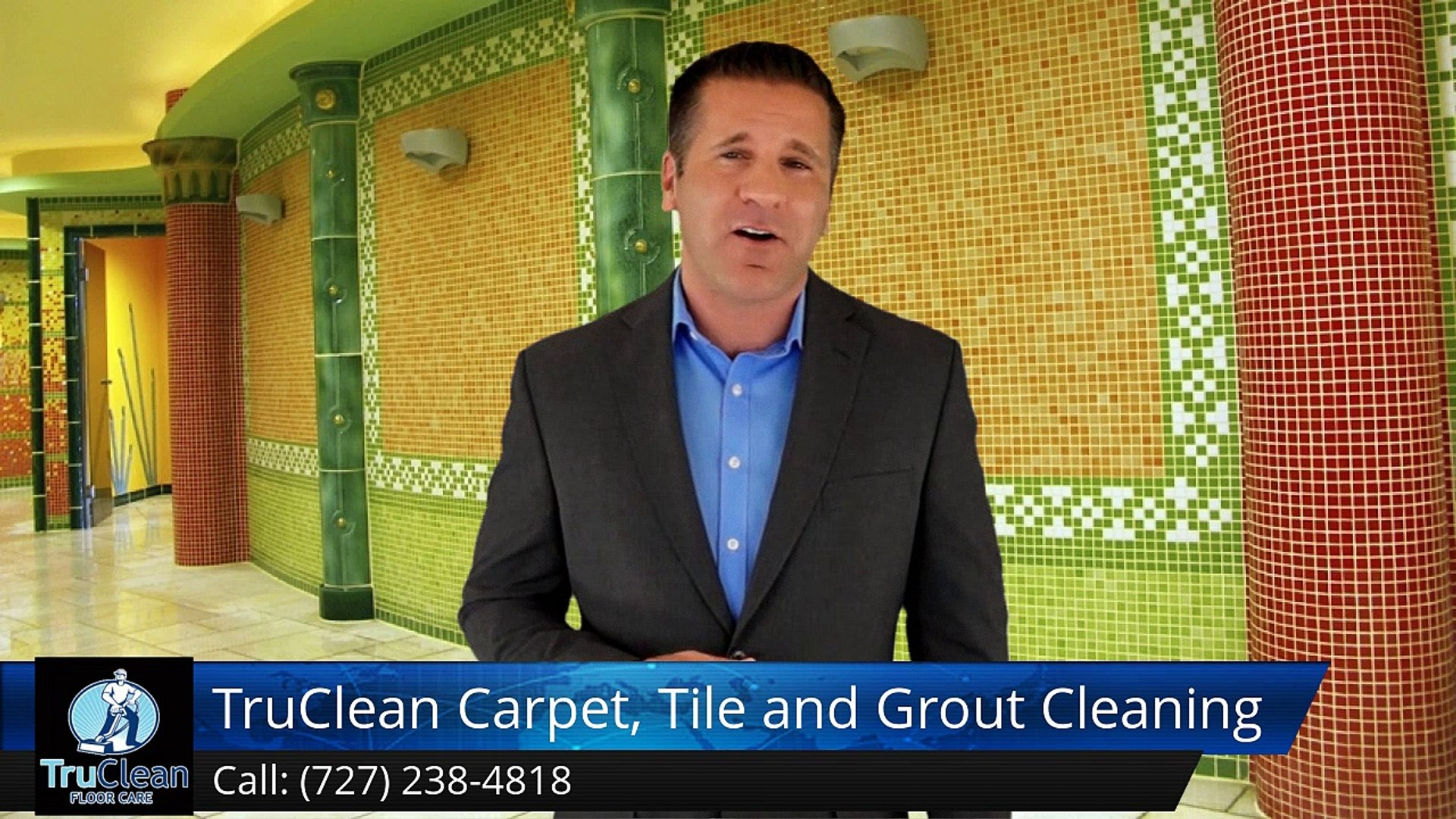 Clearwater FL Carpet Cleaning & Tile & Grout Reviews, TruClean Floor Care Clearwater FL,