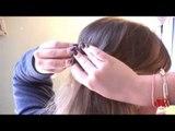 Beauty Salon: penteado super fácil com uma escova e alguns grampos