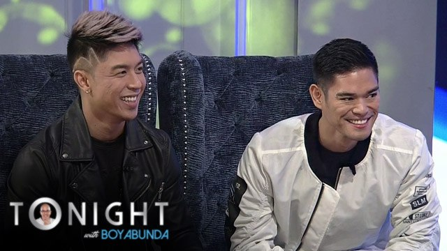 TWBA: Fast Talk with Jay-R and Kris Lawrence