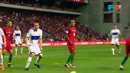 Portugal vs Faroe Islands 5-1 - All Goals & Highlights - Ronaldo Hattrick 31-8-2017