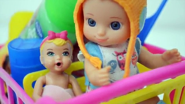 Gabriel da Anna Frozen e Tommy com a Luiza em casa Sozinhos!!! Em Portugues Tototoykids