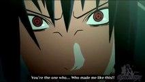 Naruto Shippuden: Sasuke Uchiha Itachi Uchiha vs Sage Mode Kabuto (Part 2) Farewell Itachi