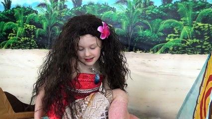 Disney MOANA Videos Songs & Toys