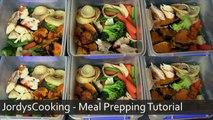 Complet semaine végétalien repas préparation pour travail ou école bon marché paresseux végétalien