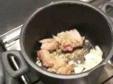 Recette du veau aux carottes - cuisine