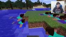 Bloc défi des jeux chanceux Modé squelette Minecraft titan mod mini-jeu
