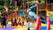 Patio de recreo divertido jugar lugar para Niños bolas y lindo bebés colores patio de recreo
