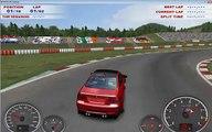 Pour ordinateur personnel course course virtuel Ferrari jeux de voiture gratuit