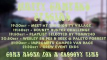 CREW EVENT TOMORROW - 08.APR.2014 - GTAVoClock CREW EVENTS