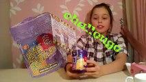 Haba desafío Niños Bin buzld desafío que comemos caramelos boozled