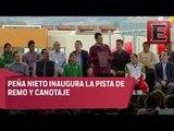 Hay que significarnos por las buenas noticias: Enrique Peña Nieto