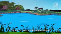 Et aigle pour enfants contes le le le le la tortue Les fables dÉsop est animée / dessin animé