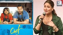 Kareena Kapoor Khans Reaction To Saif Ali Khans Chef Trailer