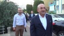 """Dışişleri Bakanı Mevlüt Çavuşoğlu: """" Siyasi Çözüm Terör Örgütü Daeş ile Mücadele Kadar Önemlidir"""""""