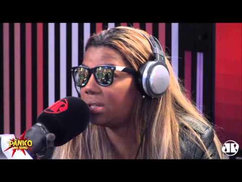 Aqui na Pan:  MC Ludmilla revela que começou cantando pagode