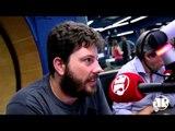 Direto do estúdio: Danilo Gentili participa do Jornal da Manhã