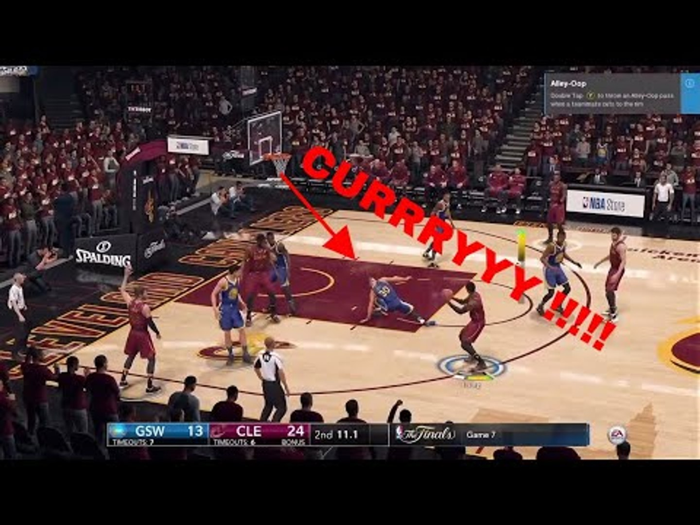 KYRIE IRVING ANKLE BREAKER AGAINST CURRY TRAILER - video Dailymotion